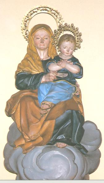 De la Diosa Madre a la madre de Dios